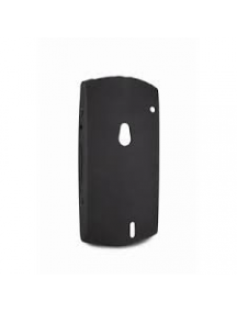 Funda TPU Sony Ericson LT25 Xperia V negra