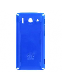 Protector trasero Huawei Ascend G510 azul original
