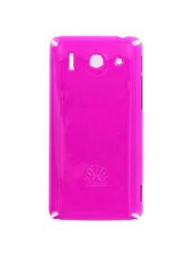 Protector trasero Huawei Ascend G510 lila original