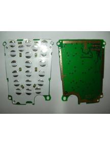 Placa de teclado Nokia 6220