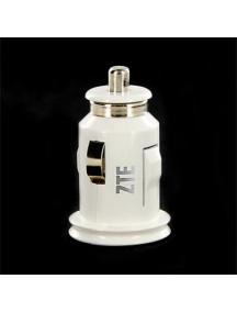 Cargador de coche ZTE SSC20 USB 1A blanco