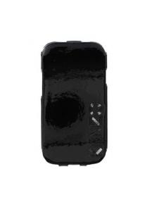 Funda solapa Kenzo Glossy Black iPhone 5 - 5S