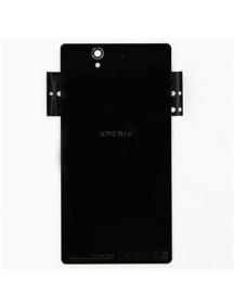 Tapa de batería Sony Xperia Z C6603 L36h negra