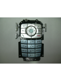 Teclado Motorola V980 Azul