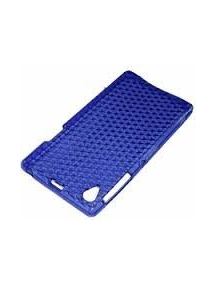 Funda TPU Sony Ericsson Xperia Z1 C6903 L39h azul