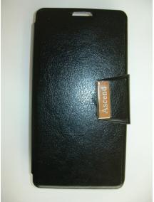Funda libro Sony Xperia Z2 D6503 negra