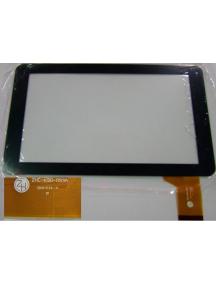 """Ventana táctil tablet Ansonic 9""""-DC-8 Ref. ZHC-K90-093A negra"""