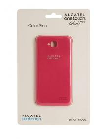 Funda TPU Alcatel Idol Mini 6012 PC6012 rosa