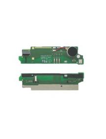 Placa de micrófono - vibrador Sony Xperia M2 D2303