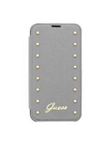 Funda libro Guess GUFLBKS5SAS Samsung G900 Galaxy S5
