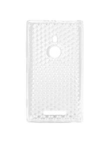 Funda TPU Nokia 925 Lumia transparente