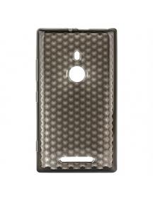 Funda TPU Nokia 925 Lumia negra