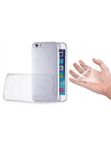 Funda TPU slim iPhone 6 transparente