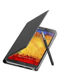 Funda libro Samsung EF-WN900BBE Galaxy Note 3 N9005 negra