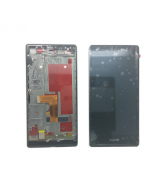 Display completo Huawei Ascend P7 negro