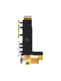 Cable flex botones laterales Sony Xperia Z3 D6603