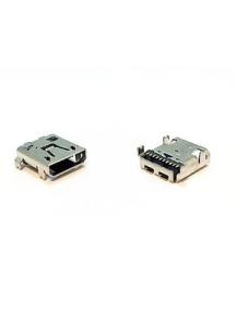 Conector de carga micro USB LG G2 D802