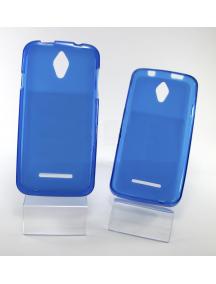 Funda TPU Vodafone Smart 4 azul