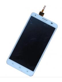 Display Huawei Ascend G750 Honor 3X blanco