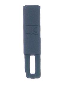 Pestaña de tarjeta de memoria Nokia N95 lila