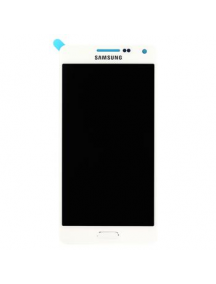 Display Samsung Galaxy A5 A500F blanco