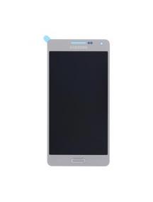 Display Samsung Galaxy A5 A500F plata