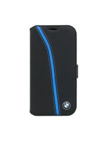 Funda libro BMW BMFLBKS4MPIB Samsung Galaxy S4 mini i9195