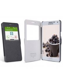 Funda libro Nillkin Fresh S-View Samsung Galaxy A5 A500 negra