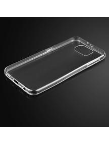 Funda TPU slim Samsung Galaxy S6 G920 transparente