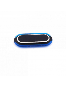 Botón home externo Samsung Galaxy A5 A500F azul