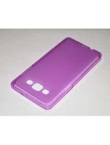 Funda TPU Samsung Galaxy A5 A500 lila