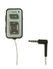 Adaptador de audio Nokia AD-43 N95