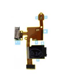 Cable flex de conector jack Nokia Lumia 730