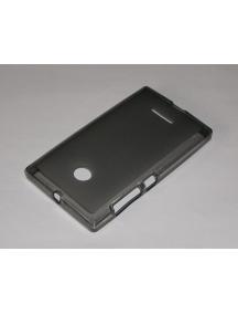 Funda TPU Nokia Lumia 435 - 532 negra