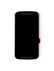 Display Motorola Moto G 2º Generación XT1068 - XT1063 negro