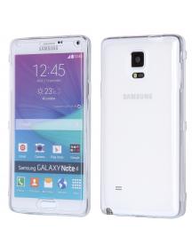 Funda TPU slim Fitty Samsung Galaxy Note 4 N910 transparente