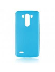 Funda TPU slim Fitty Motorola Moto G3 XT1541 azul