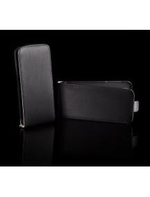 Funda solapa Telone Neo Slim Sony Ericsson LT25 Xperia V negra
