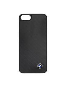 Protector rigido trasero BMW Carbon BMHCP5MBC iPhone 5 - 5S