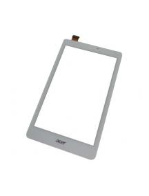 Ventana táctil tablet Acer iconia tab W1-810 blanca