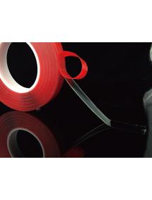Cinta adhesiva universal doble cara 0.2mm transparente