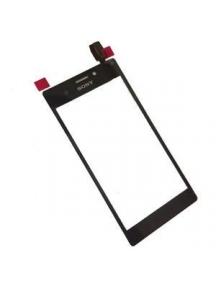 Ventana táctil Sony Xperia M2 Aqua D2403 negra