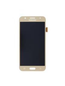 Display Samsung Galaxy J5 J500 dorado