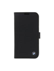 Funda libro BMW BMFLHS4LB Samsung Galaxy S4 i9505