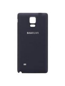 Tapa de batería Samsung Galaxy Note 4 N910F negra sin blister