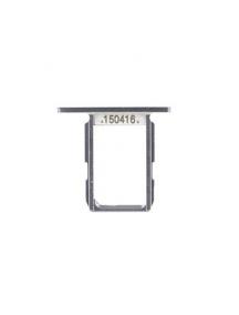 Zócalo de SIM Samsung Galaxy S6 G920 plata