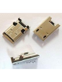 Conector de carga Asus Me372 K00E K00F ME180 ME102 ME302 ME400C