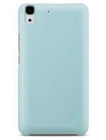 Protector trasero Huawei Ascend Y6 celeste original