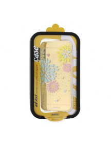 Funda TPU Remax Sunflower iPhone 6 - 6s