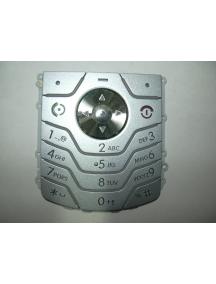 Teclado Motorola L6 plata